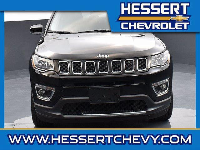 2018 Jeep Compass Limited for sale in Philadelphia, PA