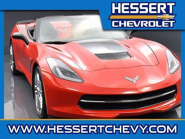 2015 Chevrolet Corvette Z51 2LT for sale in Philadelphia, PA