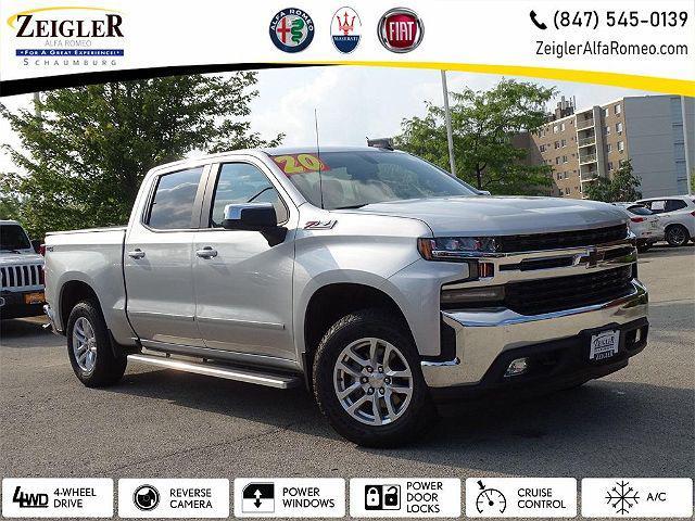 2020 Chevrolet Silverado 1500 LT for sale in Schaumburg, IL