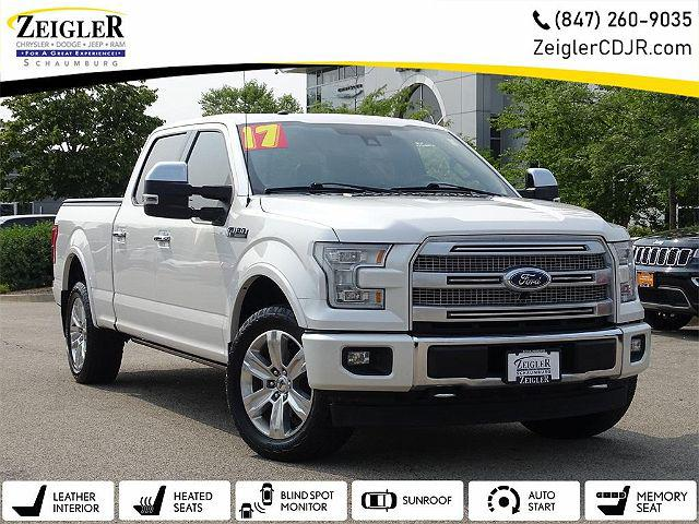2017 Ford F-150 Platinum for sale in Schaumburg, IL