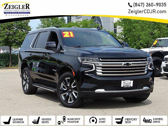 2021 Chevrolet Tahoe High Country for sale in Schaumburg, IL