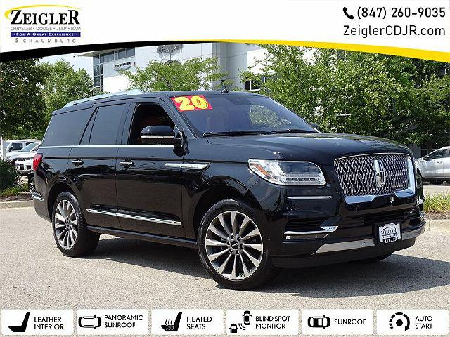 2020 Lincoln Navigator Reserve for sale in Schaumburg, IL