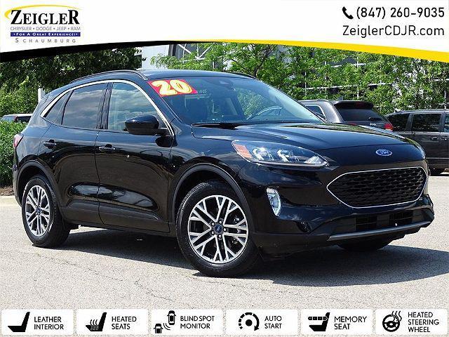 2020 Ford Escape SEL for sale in Schaumburg, IL