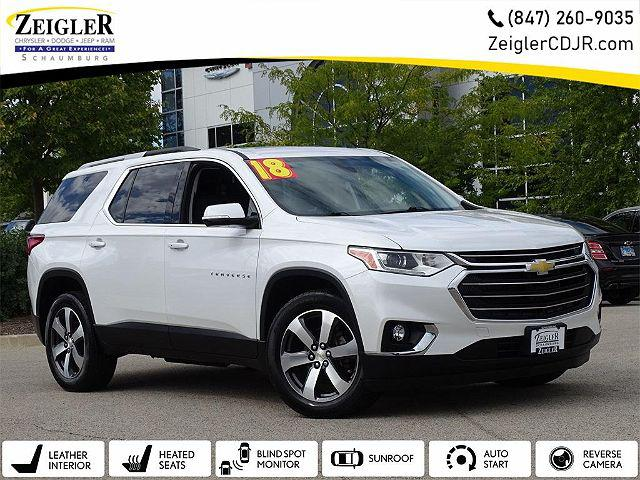 2018 Chevrolet Traverse LT Leather for sale in Schaumburg, IL