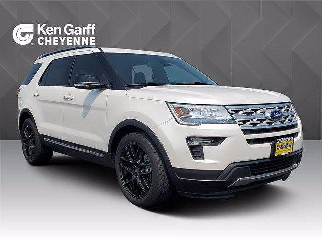 2018 Ford Explorer XLT for sale in Cheyenne, WY