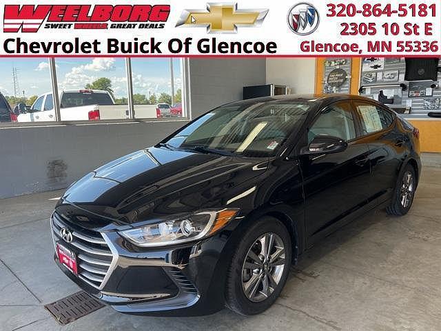 2018 Hyundai Elantra SEL for sale in Glencoe, MN