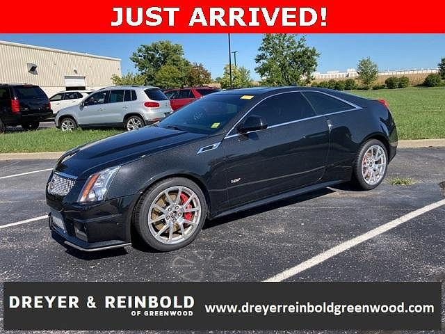 2013 Cadillac CTS-V Coupe 2dr Cpe for sale in Greenwood, IN