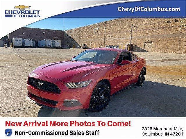2015 Ford Mustang EcoBoost Premium for sale in Columbus, IN