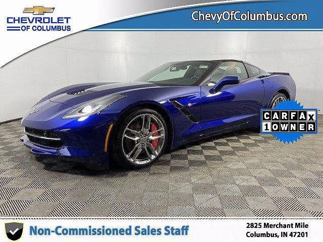 2017 Chevrolet Corvette Z51 2LT for sale in Columbus, IN