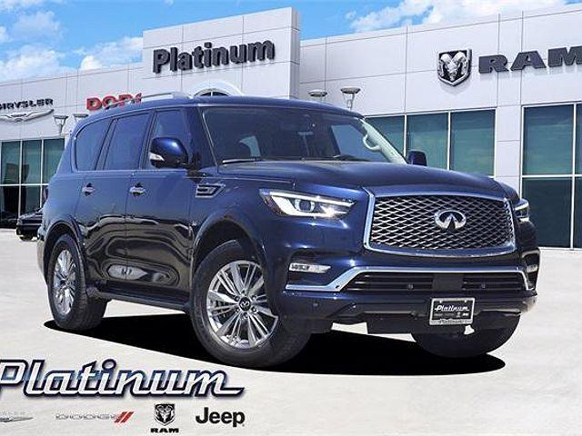 2018 INFINITI QX80 RWD for sale in Terrell, TX