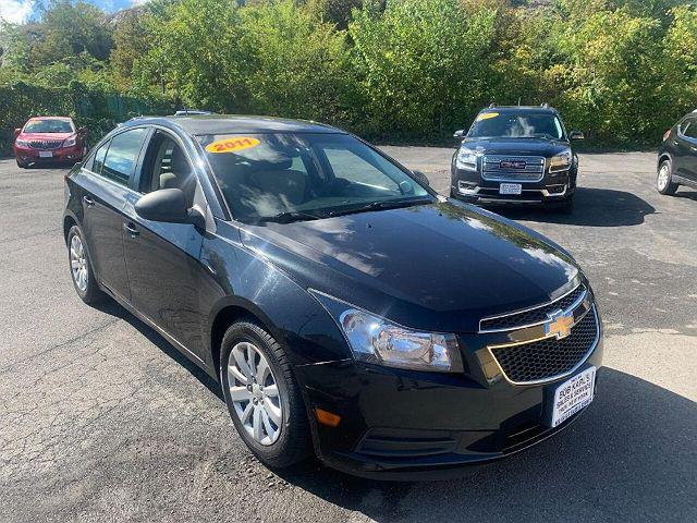 2011 Chevrolet Cruze LS for sale in Troy, NY