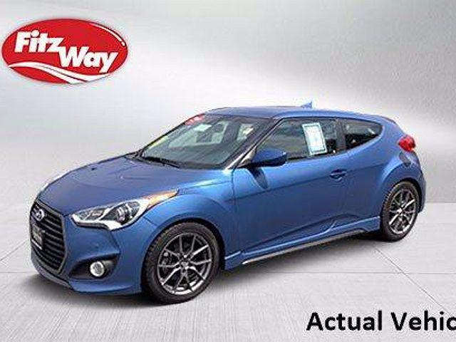 2016 Hyundai Veloster Turbo Rally Edition for sale in Germantown, MD