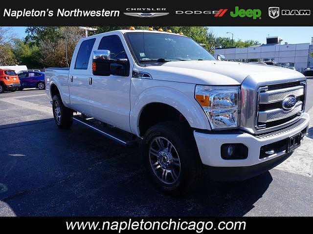 2016 Ford F-250 Platinum Edition for sale in Chicago, IL