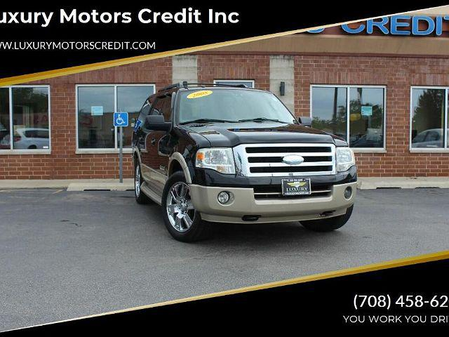 2008 Ford Expedition Eddie Bauer for sale in Bridgeview, IL