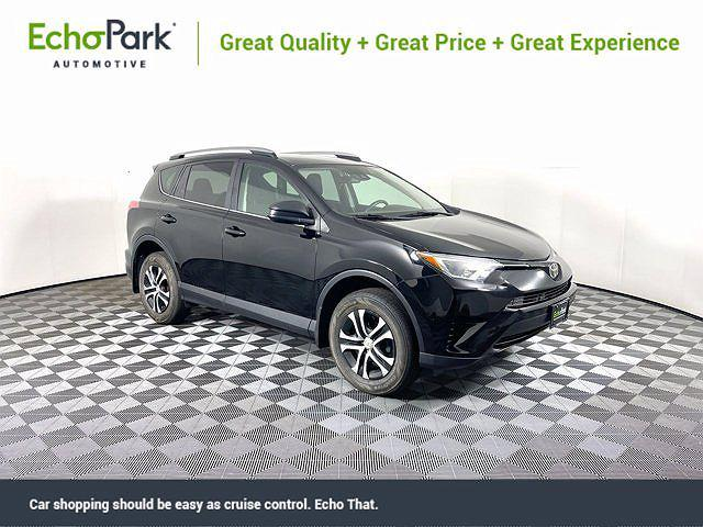 2018 Toyota RAV4 LE for sale in Charlotte, NC