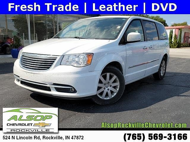 2016 Chrysler Town & Country Touring for sale in Rockville, IN