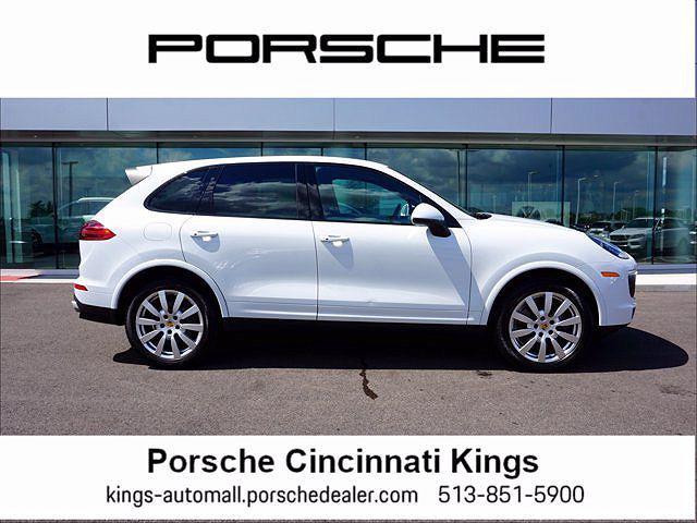 2018 Porsche Cayenne Base for sale in Cincinnati, OH