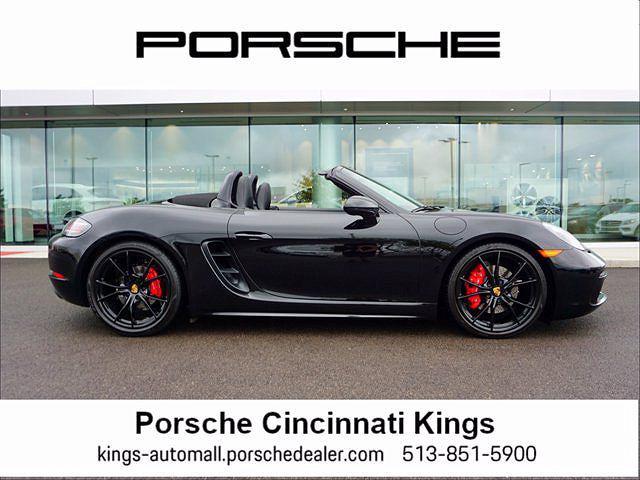 2017 Porsche 718 Boxster S for sale in Cincinnati, OH