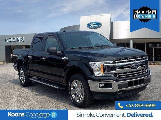 2018 Ford F-150 XLT for sale in Windsor Mill, MD