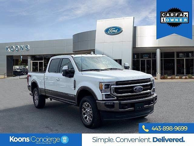 2021 Ford F-250 King Ranch for sale in Windsor Mill, MD