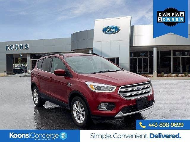 2018 Ford Escape SEL for sale in Windsor Mill, MD
