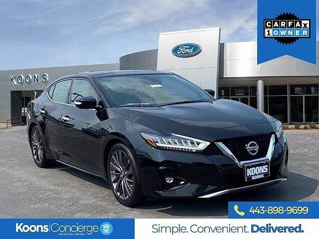 2020 Nissan Maxima Platinum for sale in Windsor Mill, MD