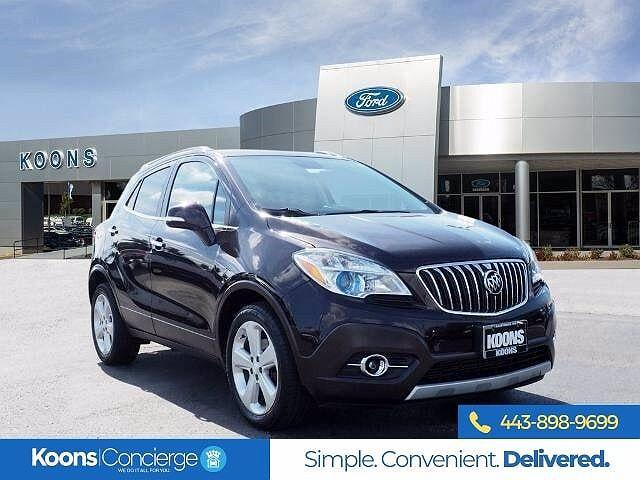 2015 Buick Encore Convenience for sale in Windsor Mill, MD