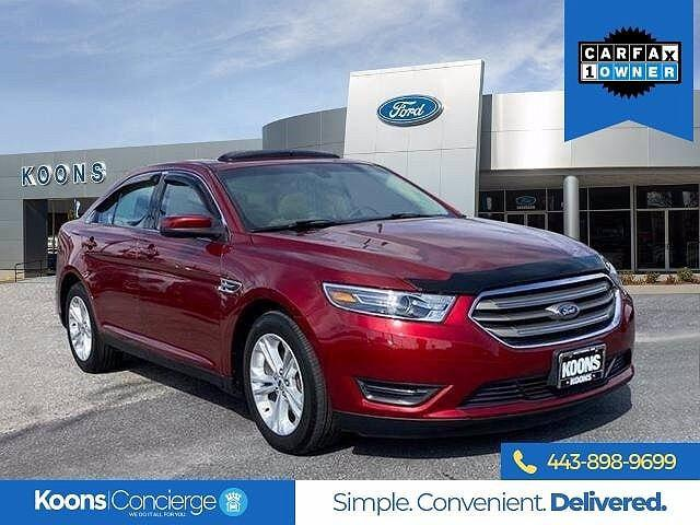 2018 Ford Taurus SEL for sale in Windsor Mill, MD