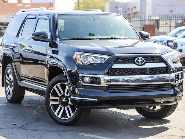 2017 Toyota 4Runner Limited for sale in Sacramento, CA