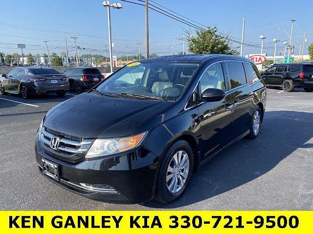 2014 Honda Odyssey EX-L for sale in Medina, OH