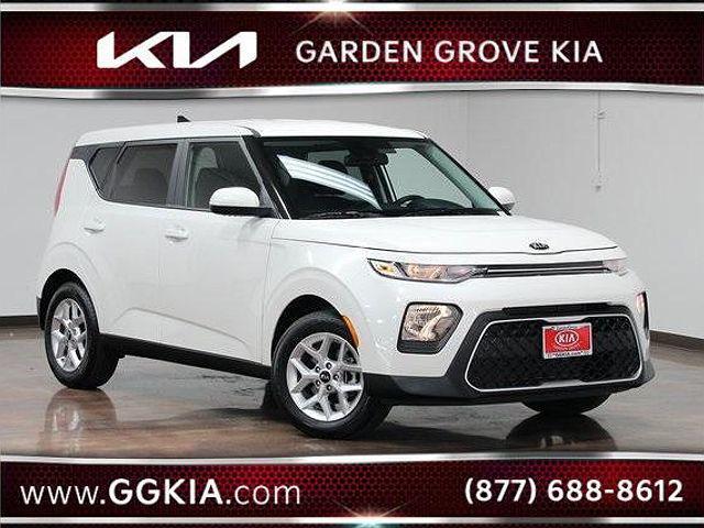 2021 Kia Soul S for sale in Garden Grove, CA