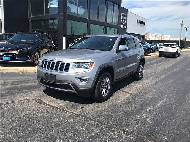 2014 Jeep Grand Cherokee Limited for sale in Countryside, IL