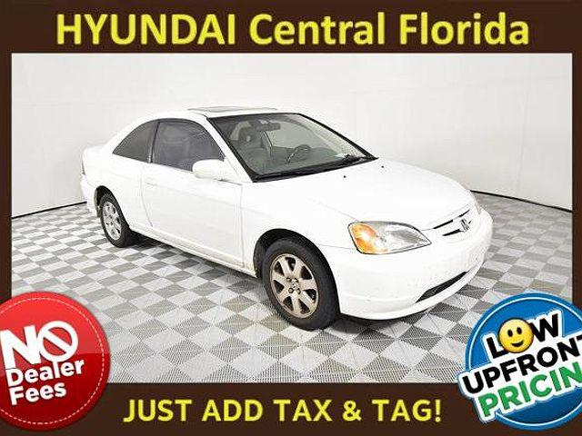 2001 Honda Civic EX for sale in Clermont, FL