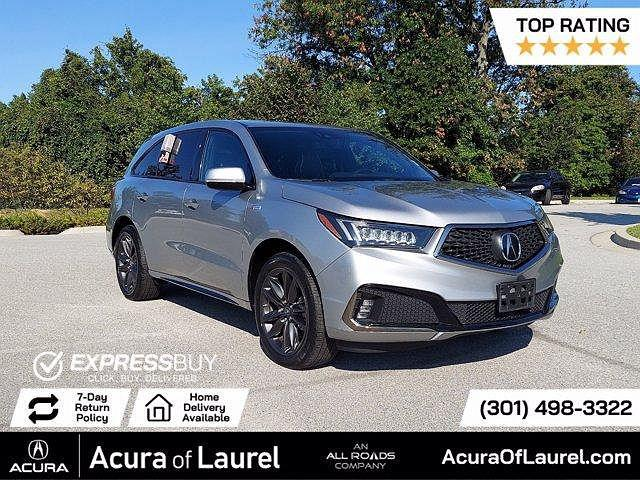 2020 Acura MDX w/Technology/A-Spec Pkg for sale near Laurel, MD