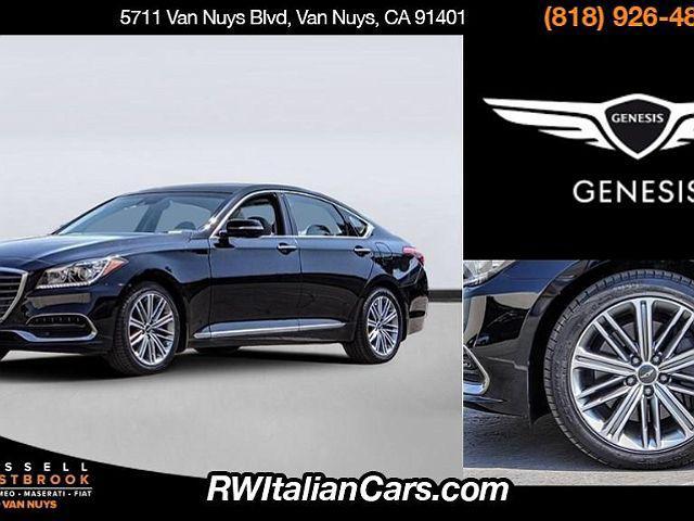 2018 Genesis G80 3.8L for sale in Sherman Oaks, CA