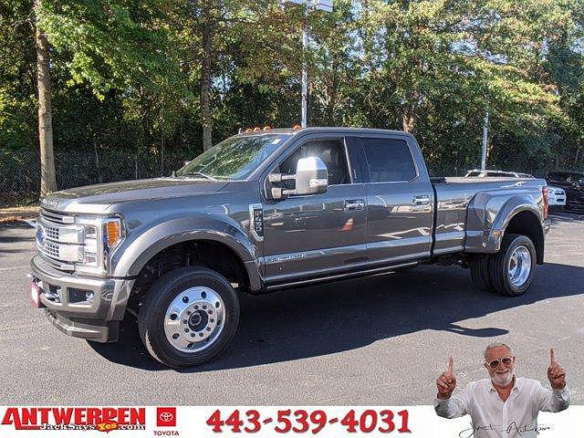 2019 Ford F-450 Platinum for sale in Clarksville, MD