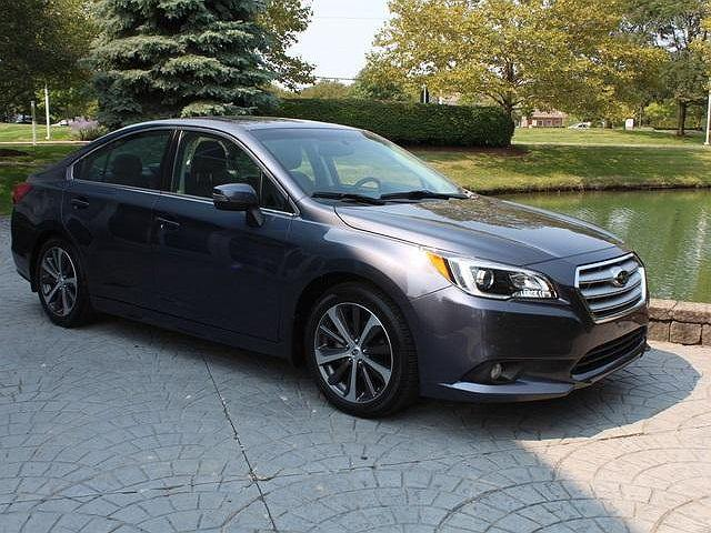 2017 Subaru Legacy Limited for sale in Dublin, OH