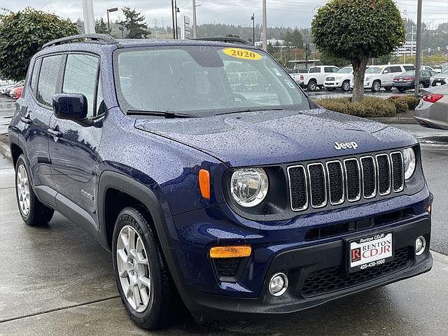 2020 Jeep Renegade Latitude for sale in Renton, WA