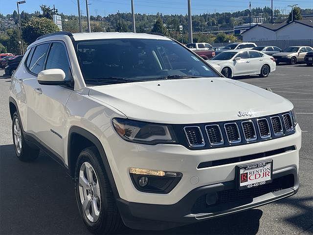 2018 Jeep Compass Latitude for sale in Renton, WA
