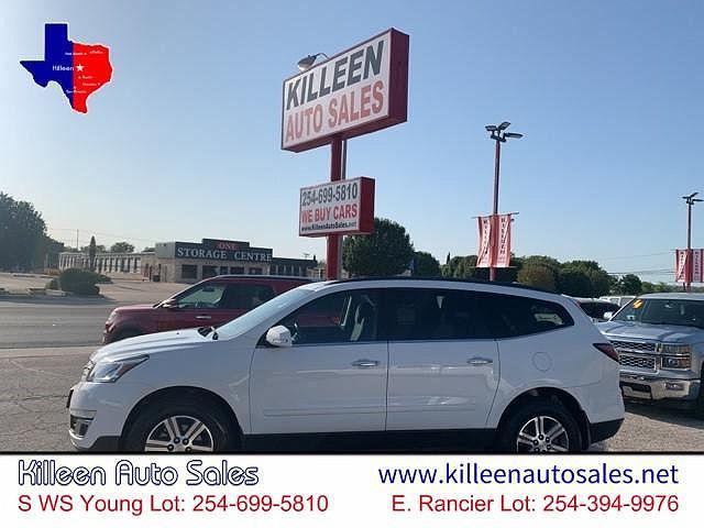 2016 Chevrolet Traverse LT for sale in Killeen, TX