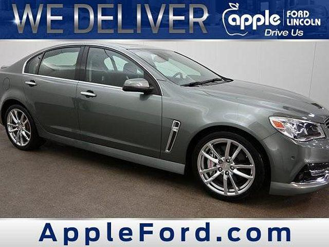 2014 Chevrolet SS 4dr Sdn for sale in Columbia, MD
