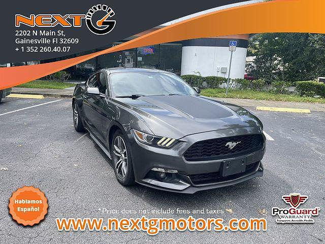 2016 Ford Mustang EcoBoost for sale in Gainesville, FL