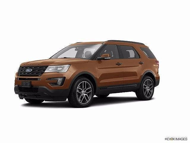 2017 Ford Explorer Sport for sale in Richmond, KY