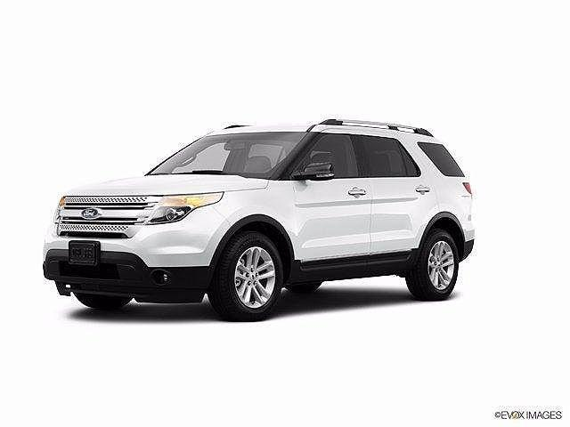 2013 Ford Explorer XLT for sale in Richmond, KY