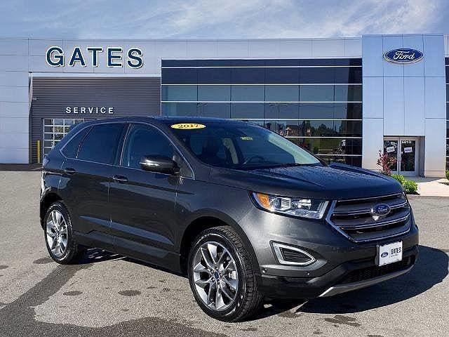 2017 Ford Edge Titanium for sale in Richmond, KY