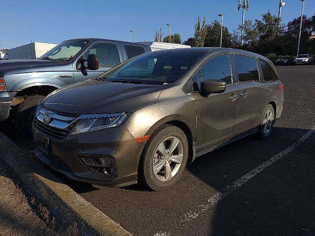 2018 Honda Odyssey EX-L for sale in Lewiston, ID