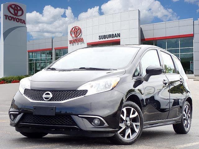 2015 Nissan Versa Note SR for sale in Troy, MI