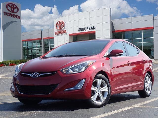2016 Hyundai Elantra Value Edition for sale in Troy, MI