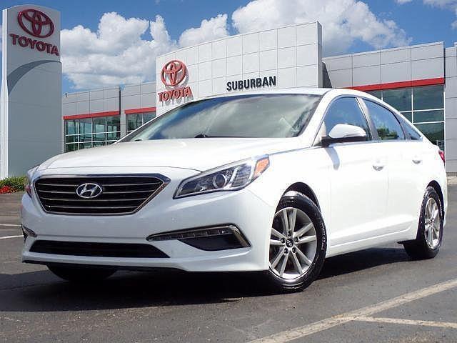 2015 Hyundai Sonata 1.6T Eco for sale in Troy, MI