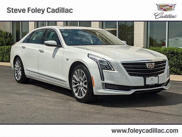 2018 Cadillac CT6 Luxury AWD for sale in Northbrook, IL